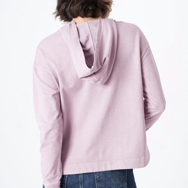 Liv Hooded Sweat - Lilac