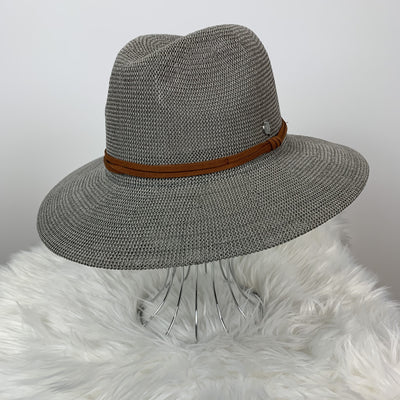 Shell Hat - Grey