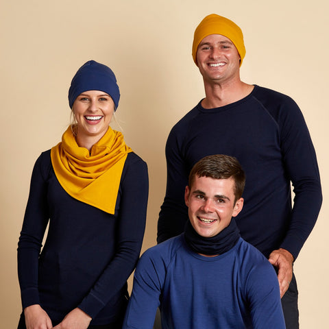 WOOLERINA Neck Warmer