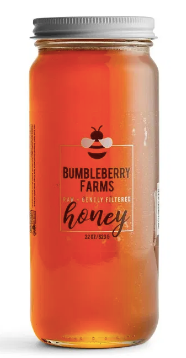 Bumbleberry Farms Raw Honey