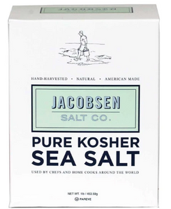 Jacobsen Oregon Kosher Salt 2lbs.