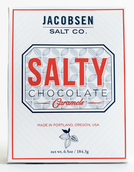 Jacobsen Salty Chocolate Caramels 7oz