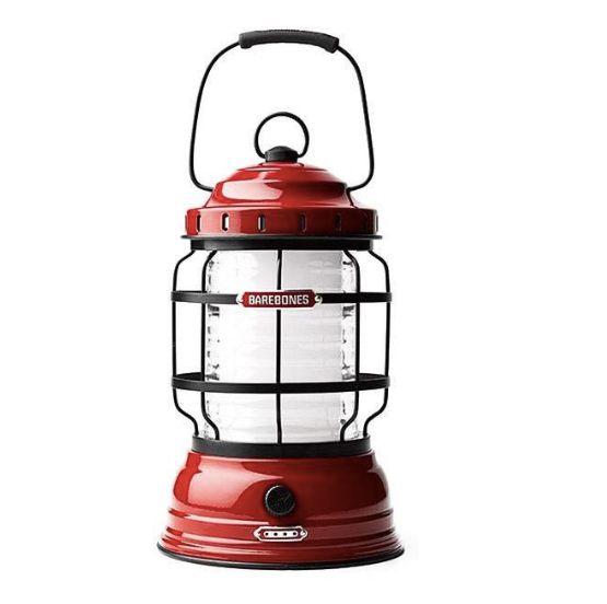 Forest Lantern (Fire Brick Red)