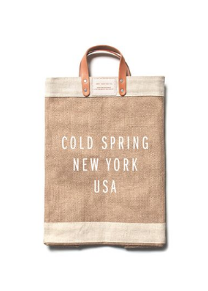 Cold Spring Apolis Market Bag