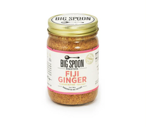 Fiji Ginger Almond Butter 13oz