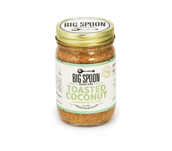 Toasted Coconut Almond Butter 13oz