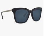 DIFF Sunglasses - Bella Matte Black