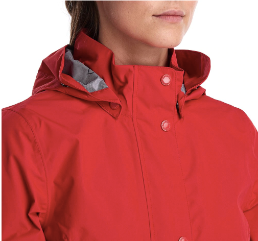 Barbour Fourwinds Ladies Rain Jacket