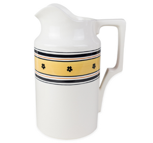 Hand Painted Ceramic Pitcher
