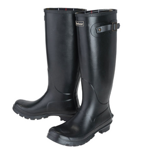Barbour Mens Bede Wellie