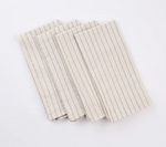 Striped Dinner Napkins - Set of 4