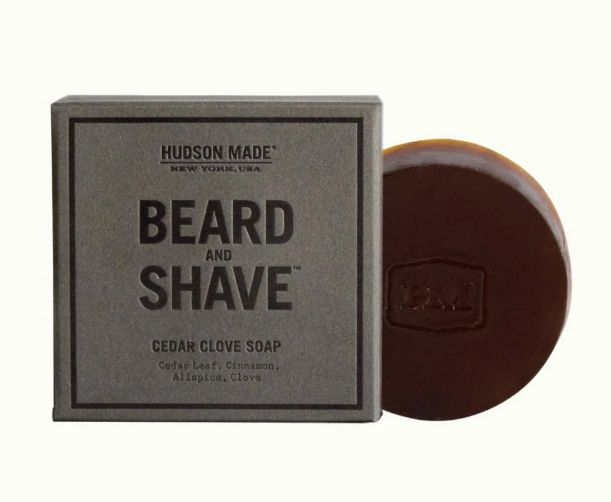 Hudson Made Beard Shave Soap