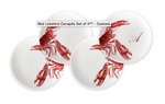 Red Lobster Canape set of 4