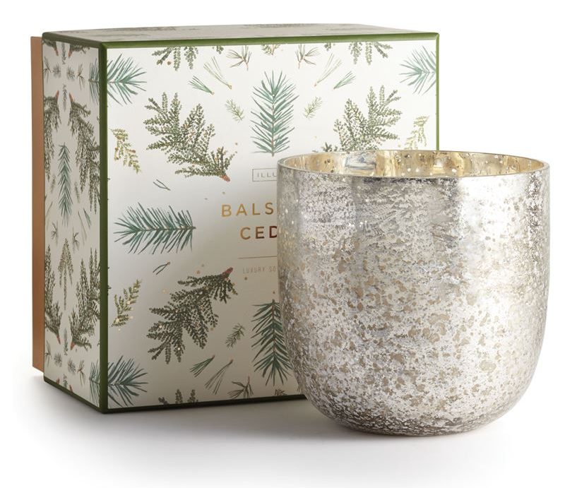 Balsam & Cedar Luxe Candle Gift Box