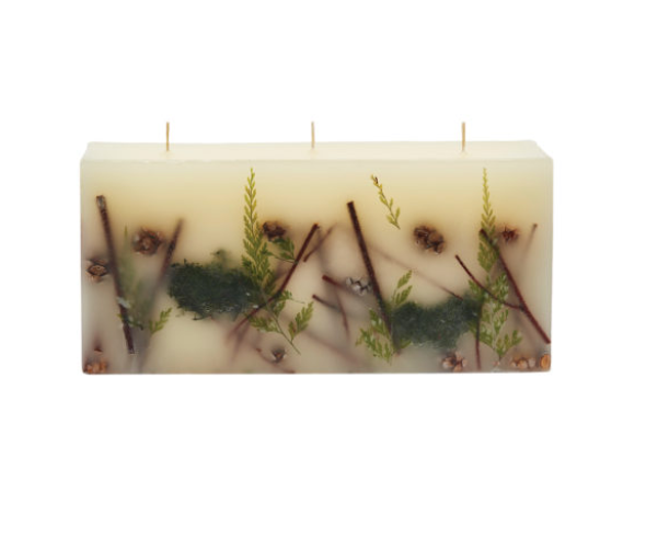 Forest 3 Wick Botanical Candle
