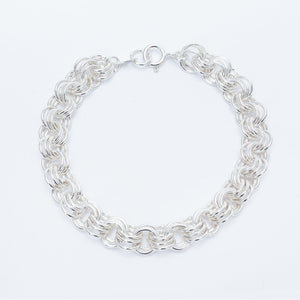 Chunky Triple Cable Bracelet