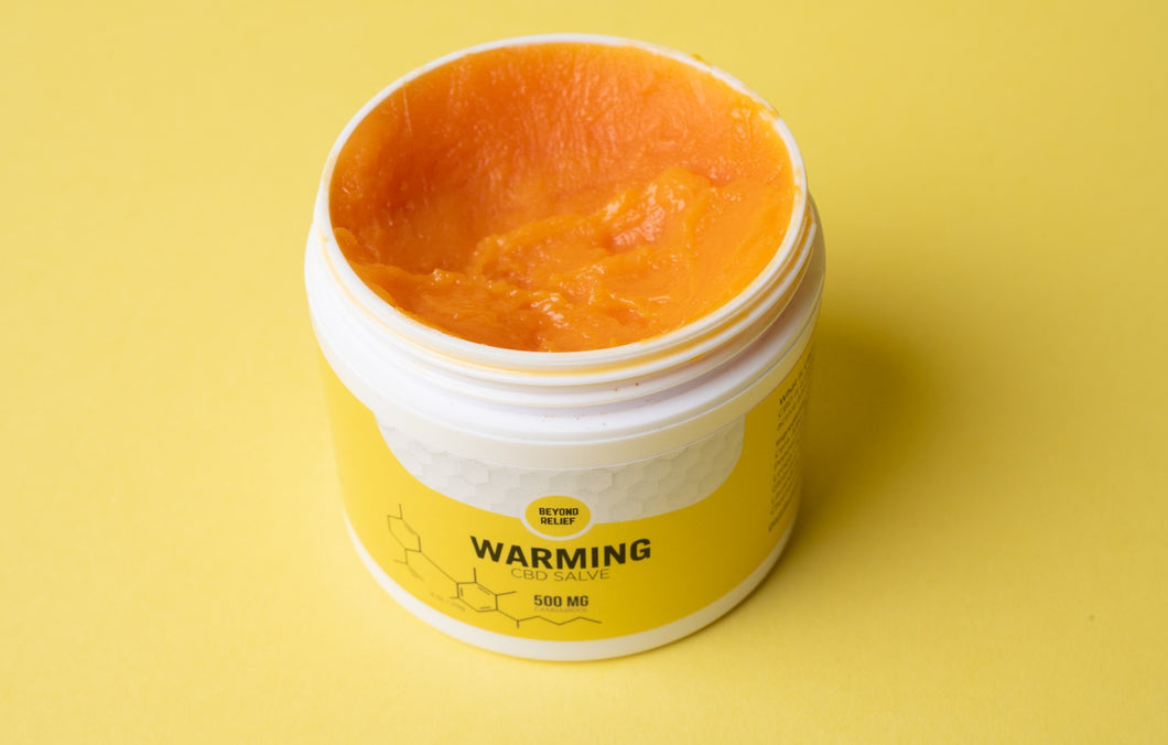 The Warmth - Cayenne, Arnica, Hemp
