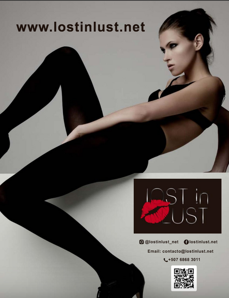 Editorial de City Magazine sobre LOST IN LUST