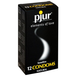Pjur - Sensitive Condoms 12 pcs