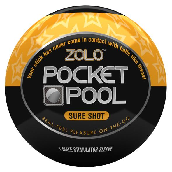 Zolo - Pocket Pool Sure Shot