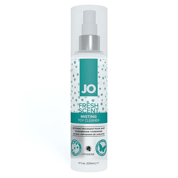 System JO - Misting Toy Cleaner Fresh Scent Hygiene 120 ml