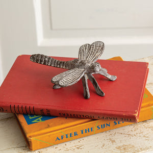 Dragonfly Figurine, Set of 2