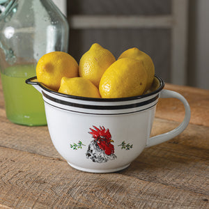 Rooster Mixing Bowl