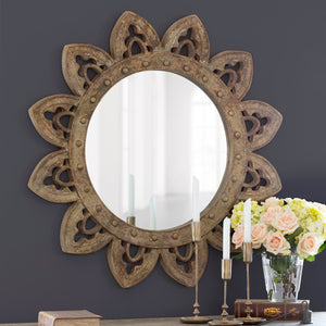 Savannah Sunburst Mirror