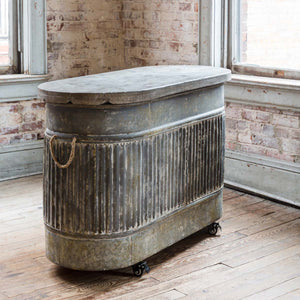 Watering Trough Console Table