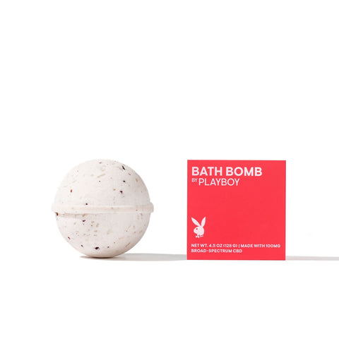 Playboy CBD Bath Bomb