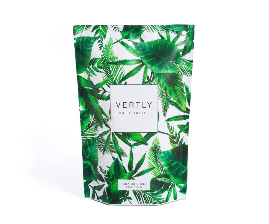 vertly cbd bath salts
