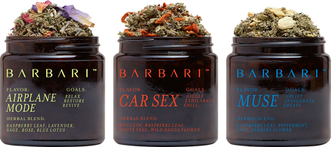 Barbari Herbal Blends