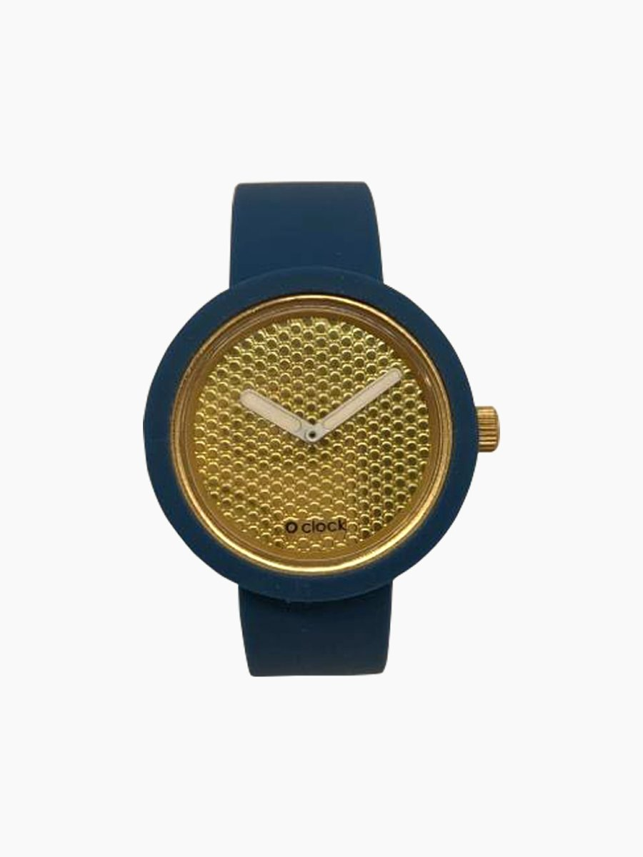 O clock gold pave combo