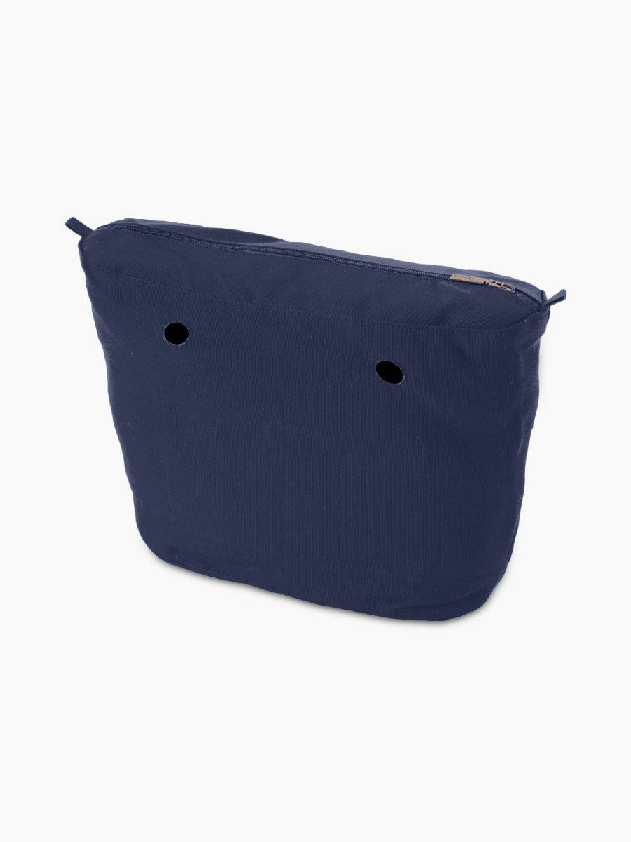 O bag classic inner canvas blue