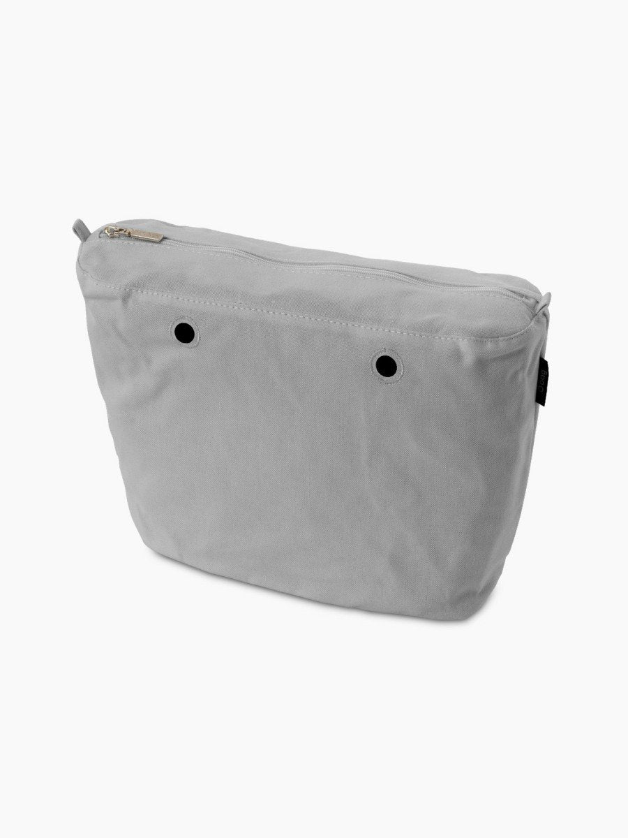 O bag classic inner canvas grey