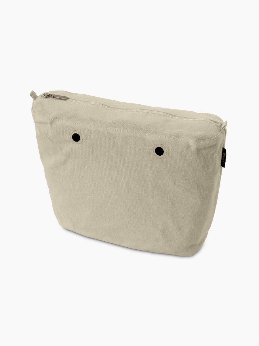 O bag classic inner canvas natural