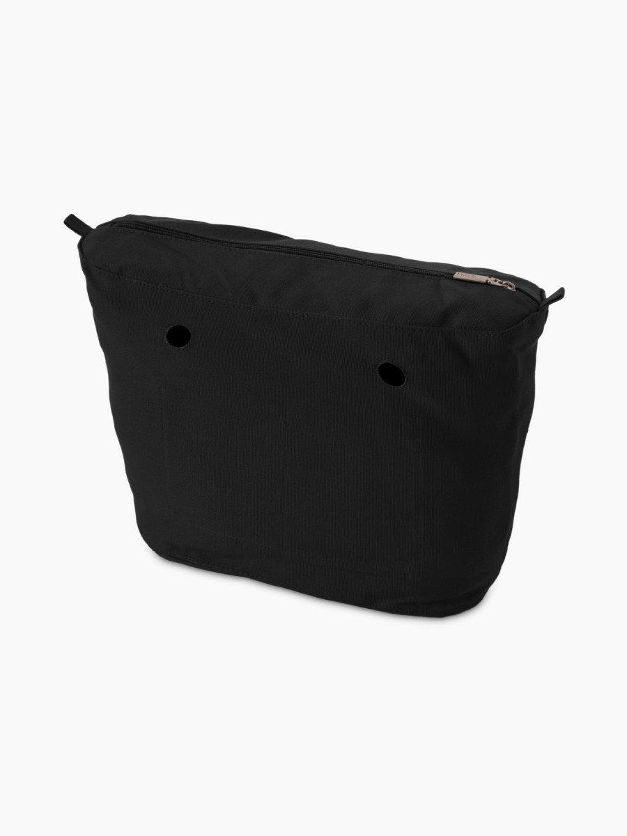 O bag classic inner canvas black