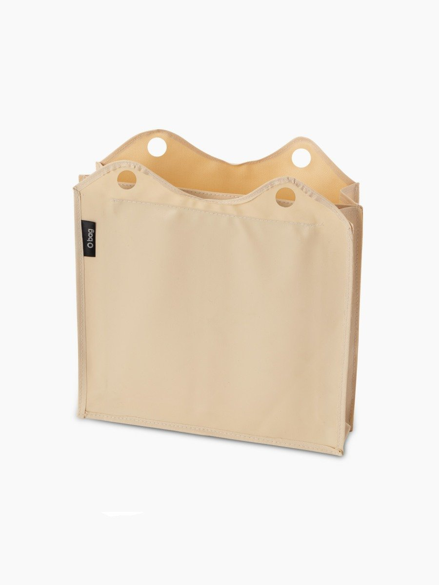 O bag square canvas inner natural