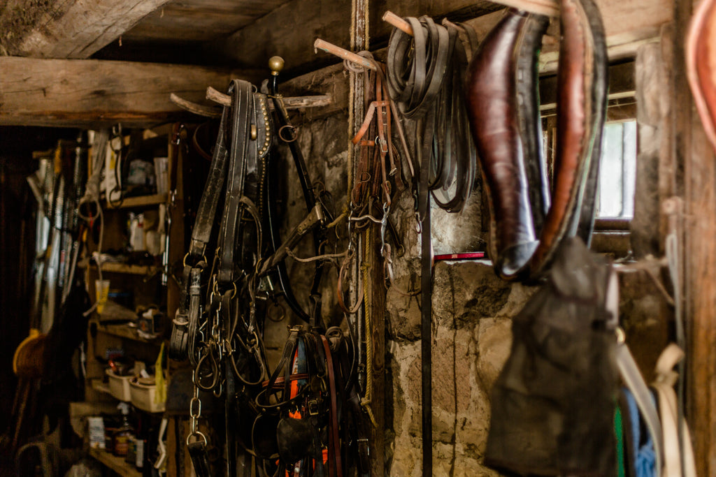 western tack old west