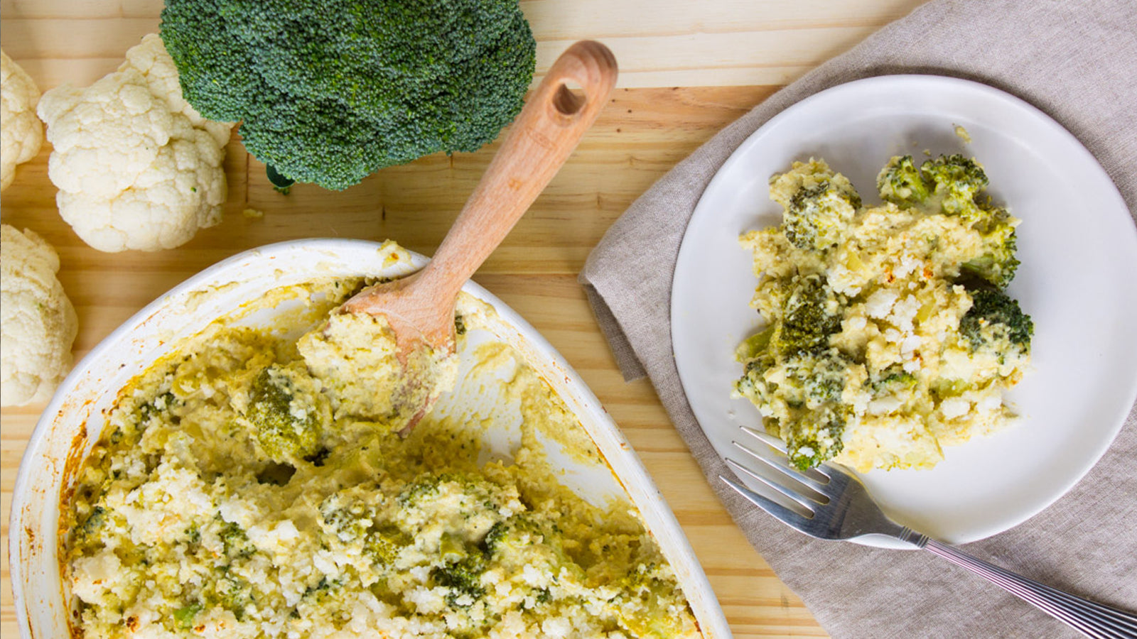 Cauliflower Hemp Casserole