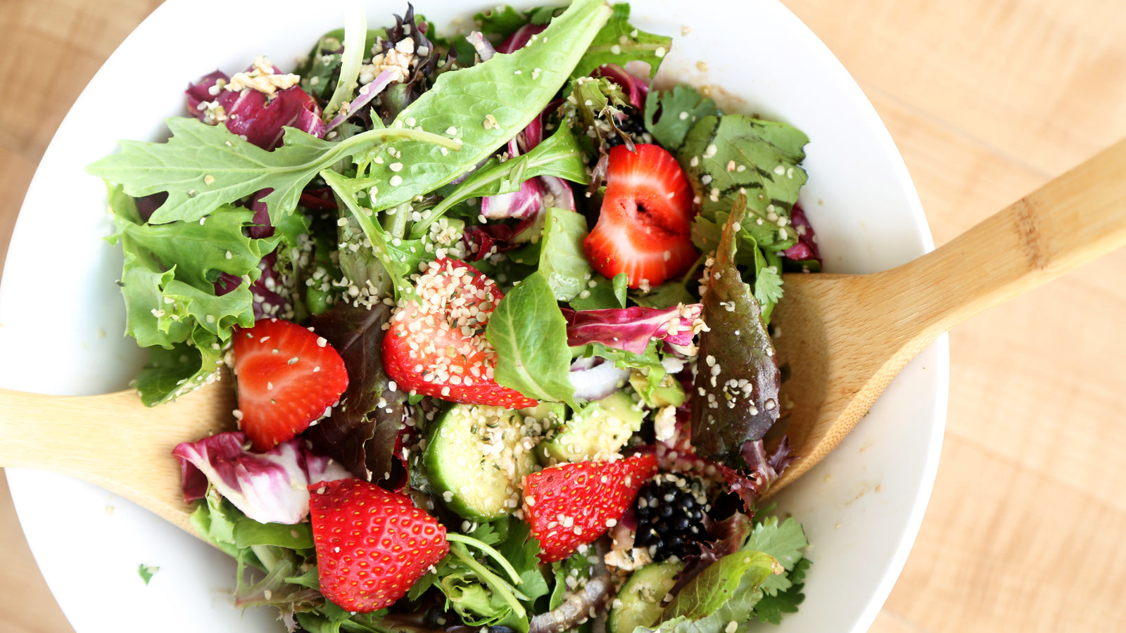 Super Berry Salad