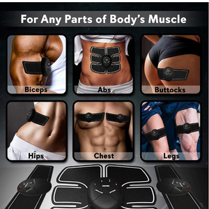 Abdominal Muscle Stimulator - Luxury Body Fitness, LLC