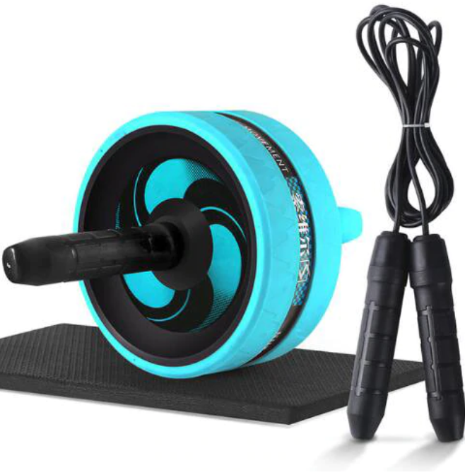 Ab Roller and Jump Rope - Luxury Body Fitness, LLC