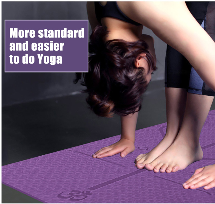 Yoga Mat - Luxury Body Fitness, LLC