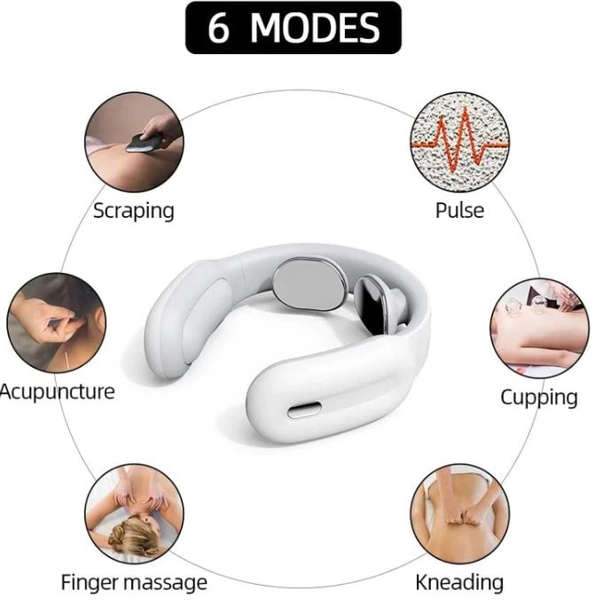 Smart Neck and Shoulder Massager - Luxury Body Fitness, LLC