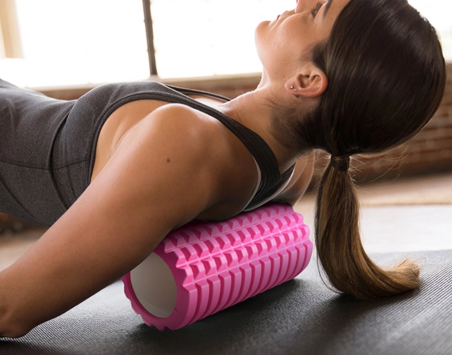 Yoga Foam Pilate Fitness Roller - Luxury Body Fitness, LLC
