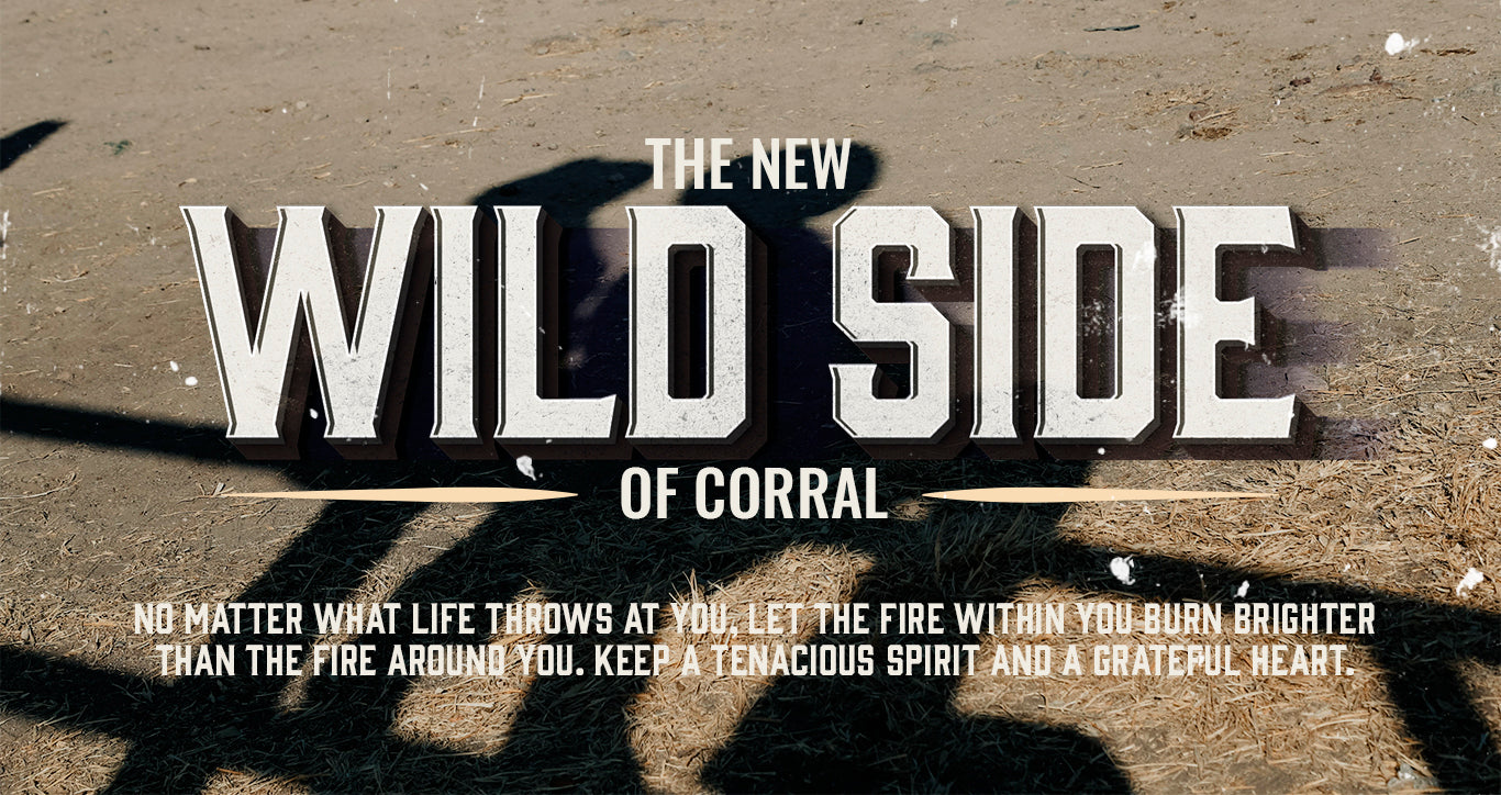 The Wild Side Of Corral