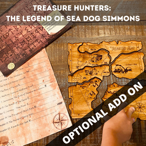 Treasure Hunters: Into the Wild