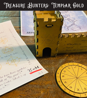 Treasure Hunters: Templar Gold