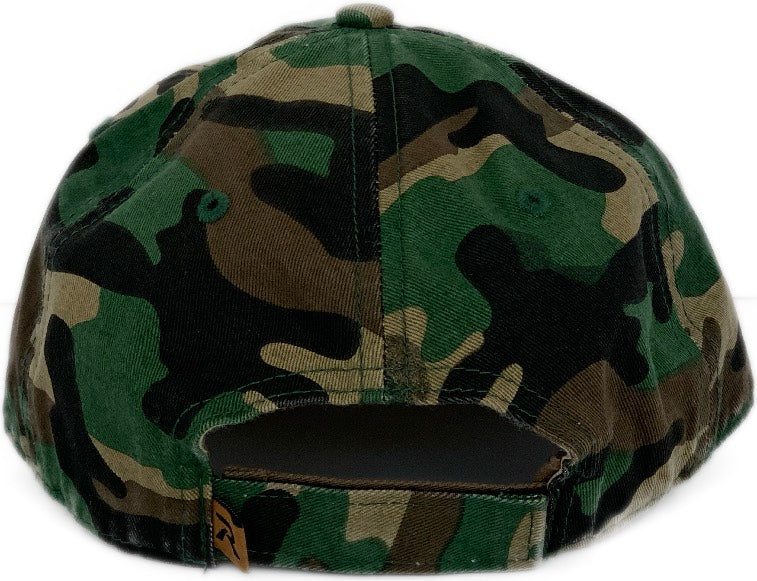 High 5 Colorado Patch Curved Bill Hat (unstructured/camo)